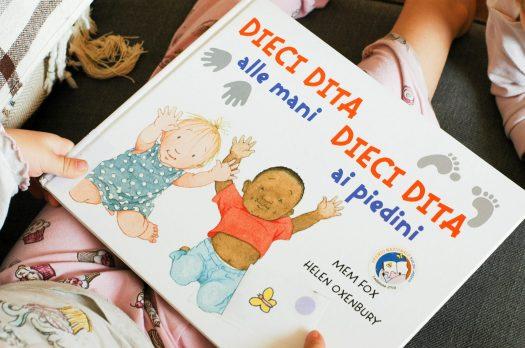 Dieci dita alle mani, dieci dita ai piedini: un libro sull'uguaglianza