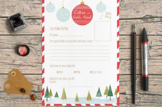 Lettera a Babbo Natale, quale scegliere?