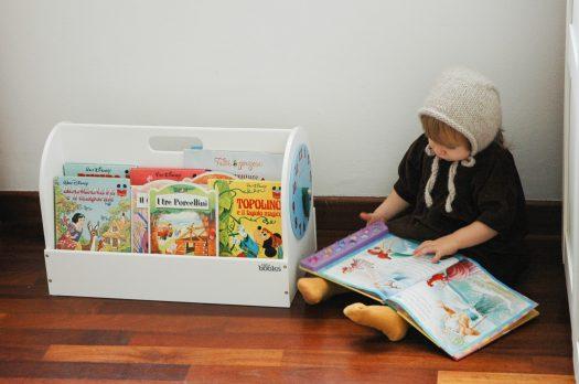 Leggere è un gioco con Tidy Books