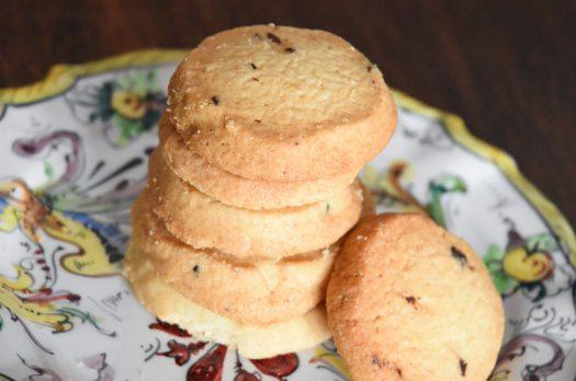 Ora del tè: biscotti sablè olandesi
