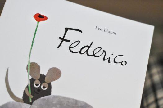 Libri per bambini: Federico, cibo per l'anima