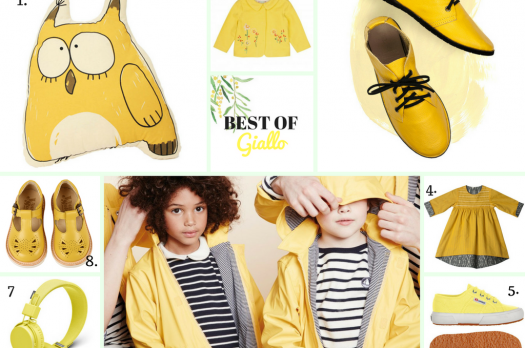 BEST OF: COLORE GIALLO