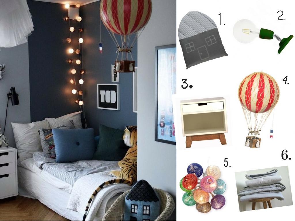 Camere da letto per ragazzi minimal ninakina for Camere da letto minimal chic