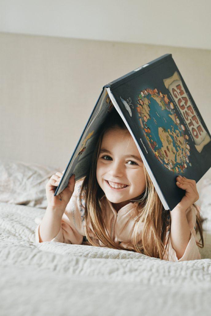 libri per babini e ragazzi - mappe geografiche illustrate