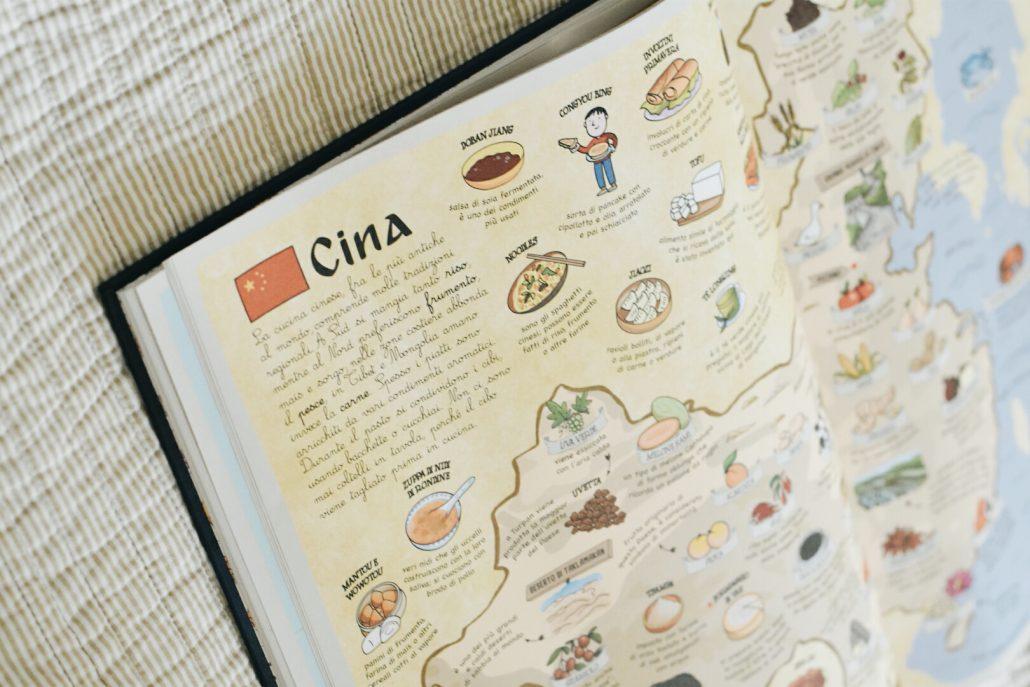 mappe geografiche per ragazzi