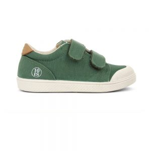 scarpe sneakers per bambino verde