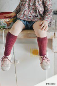 calza ginocchio bambino