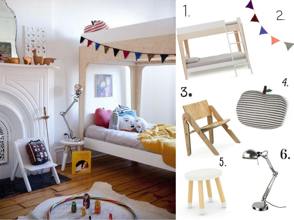 stanzette per bambini vado a vivere di sopra ninakina
