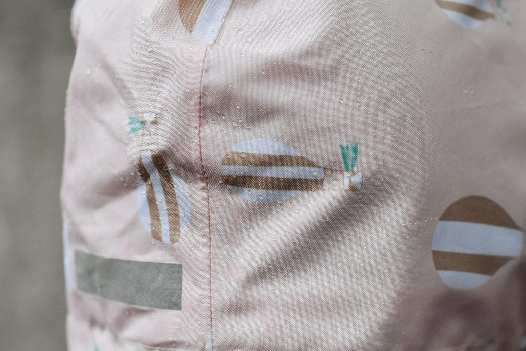 abbigliamento idrorepellente per bambini