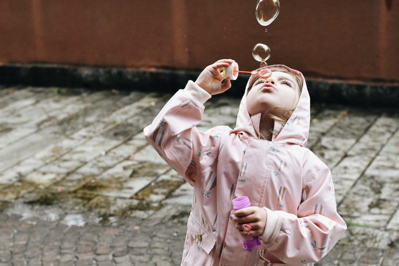 impermeabili pioggia babini