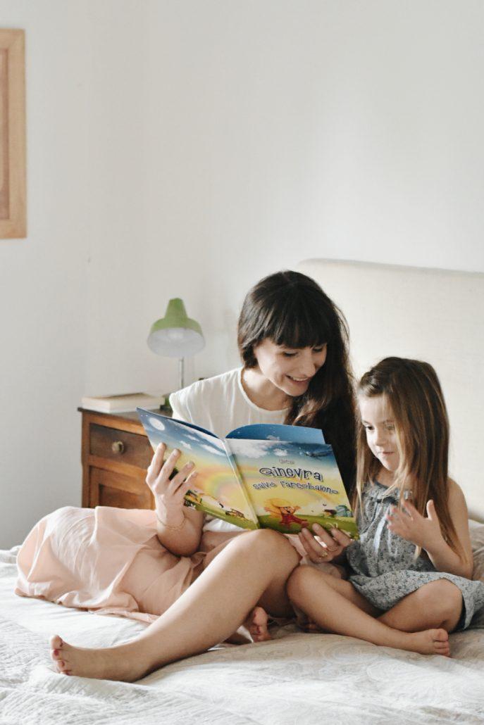 libro per bambini con illustrazioni personalizzate