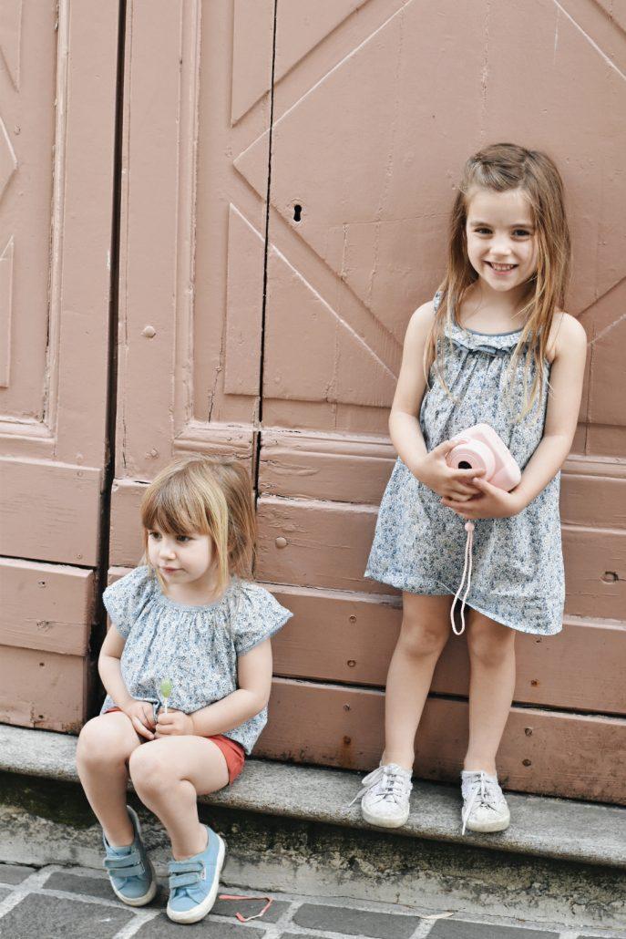 muguet-atelier abbigliemento bambine matchy-matchy