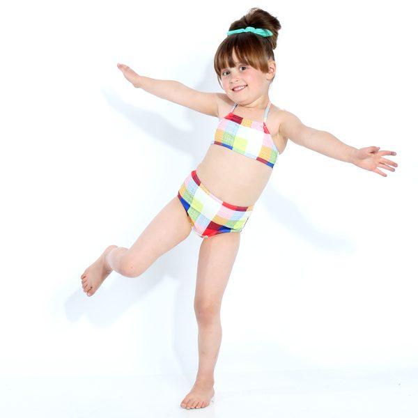 costume per bimba e mamma coordinato - abbigliamento mare minime - moda bambino blog ninakina