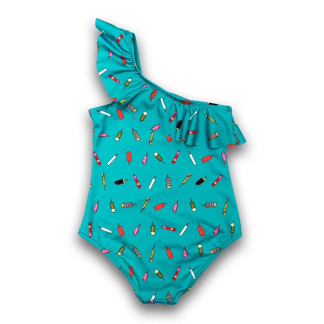 costumi interi per bimba
