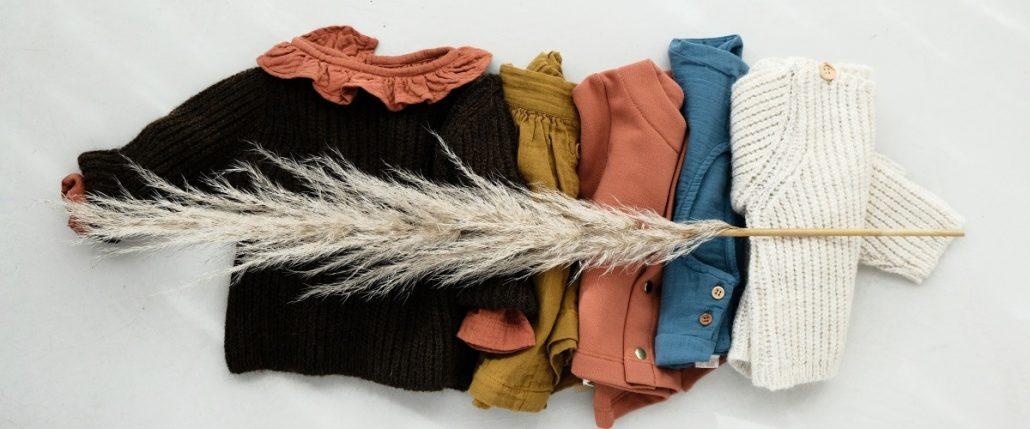 abbigliamento cotone organico per bambini