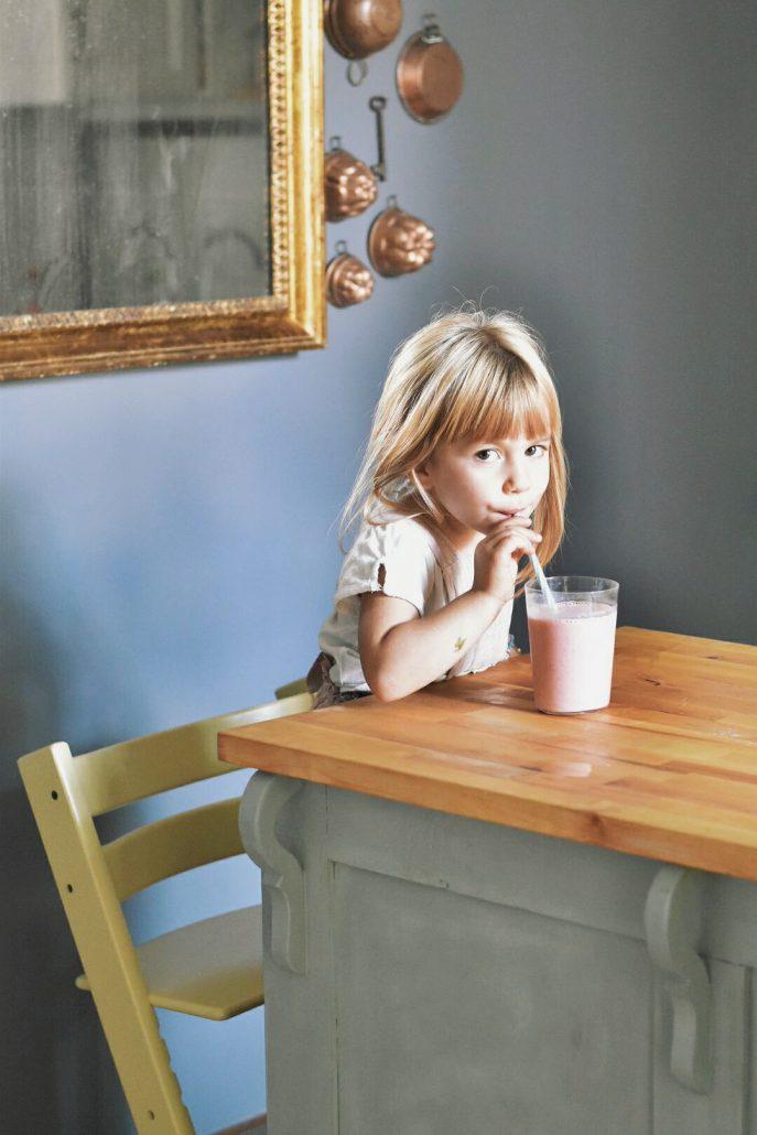 frappè alla fragola per bambini ricetta veloce