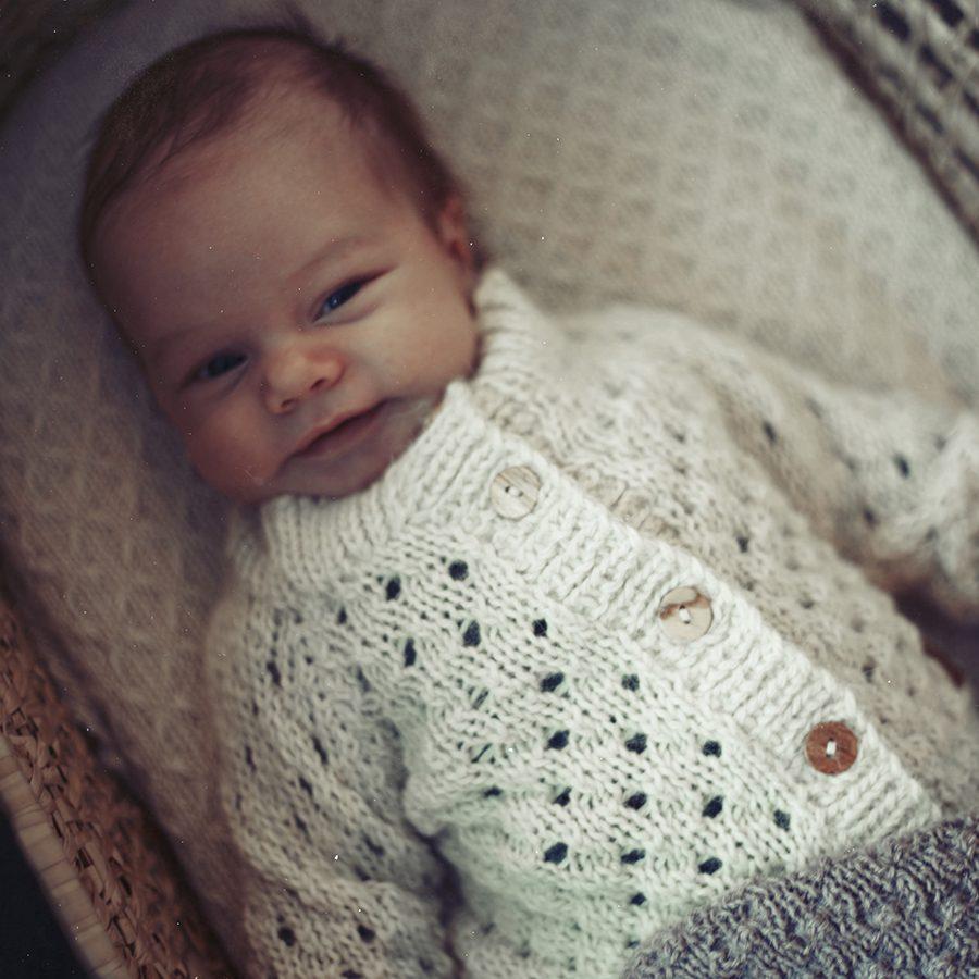 golf lana fatto a mano  neonati