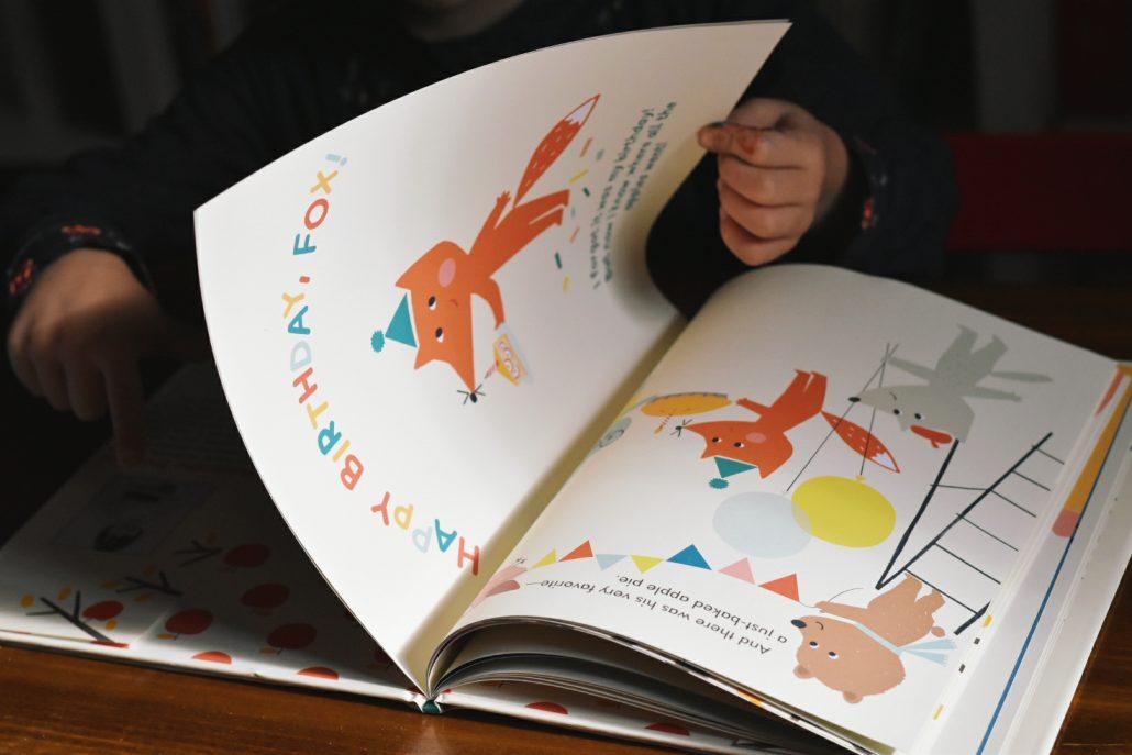 libri inglese per bambini illustrazioni
