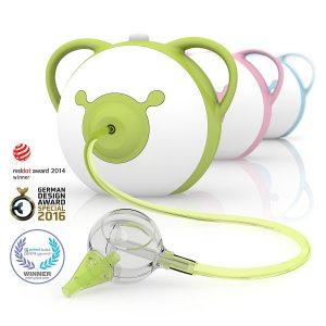 aspiratore nasale raffreddore bambini nosiboo