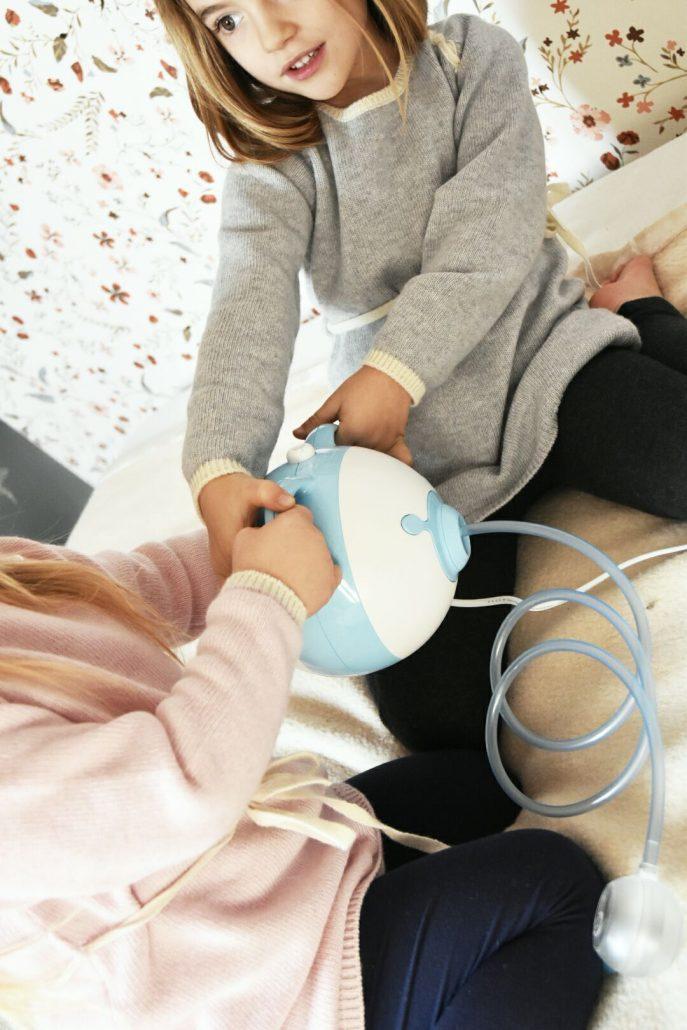 rimedi contro il raffreddore aspiratore muco