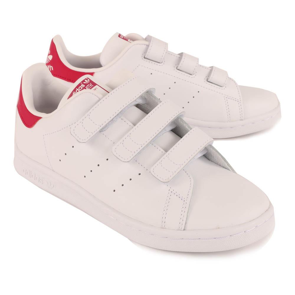 quality design cbec3 5cc98 scarpe-da-ginnastica-stan-smith-tre-velcri