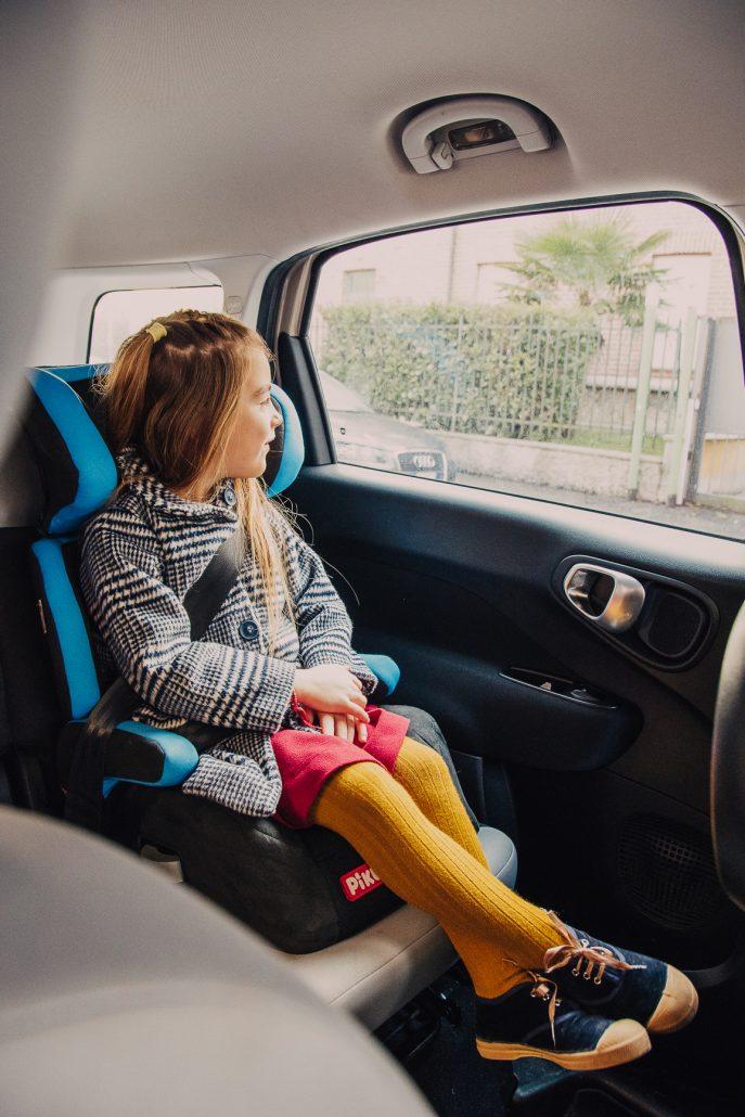 sicurezza stradale seggiolini auto economici piku