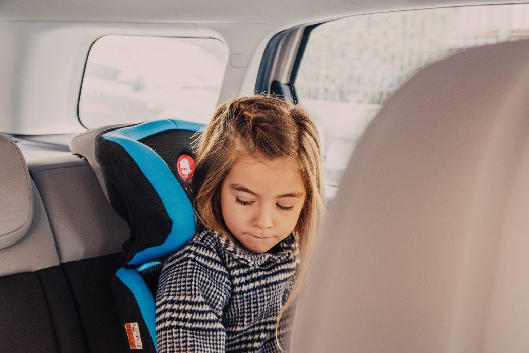 sicurezza stradale seggiolini auto bambini