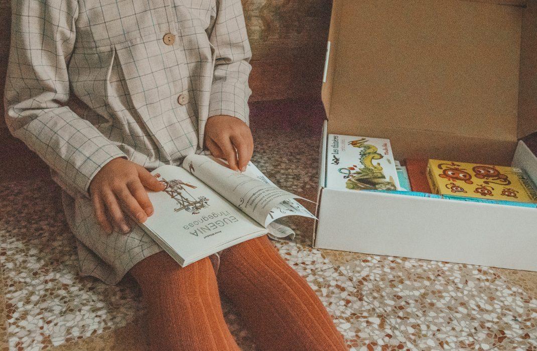 Libreria per bambini online con FantaBabyBox