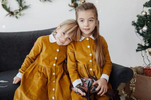 Quasi Natale – servizio fotografico per bambini