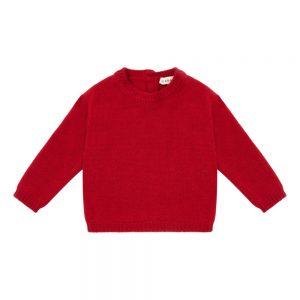 cachemire-pullover-rosso-bambino
