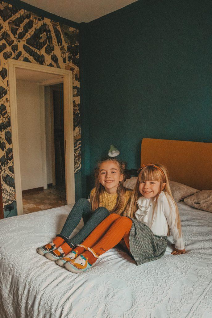 due figlie femmine