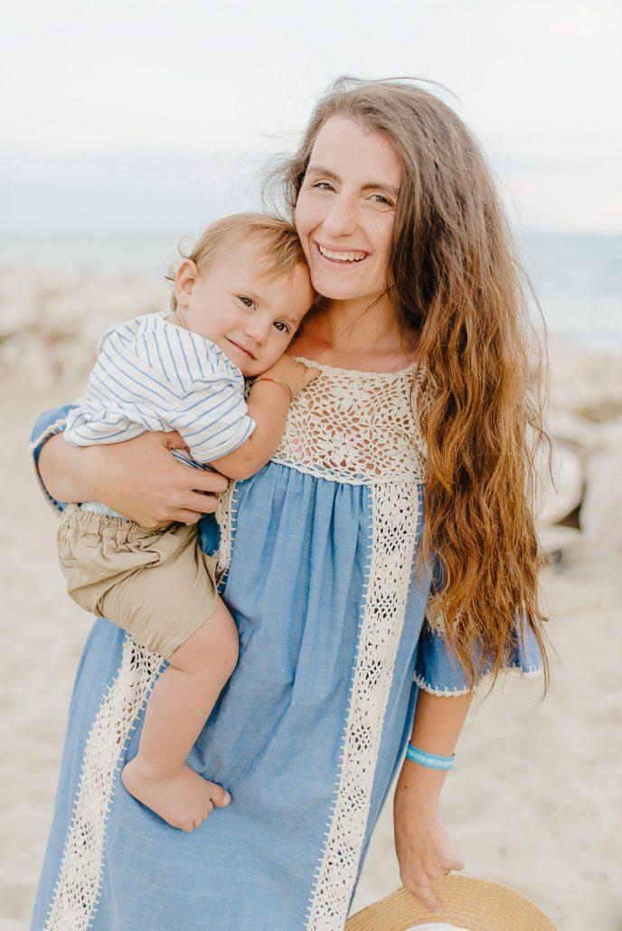 servizio fotografico mamma e bambino