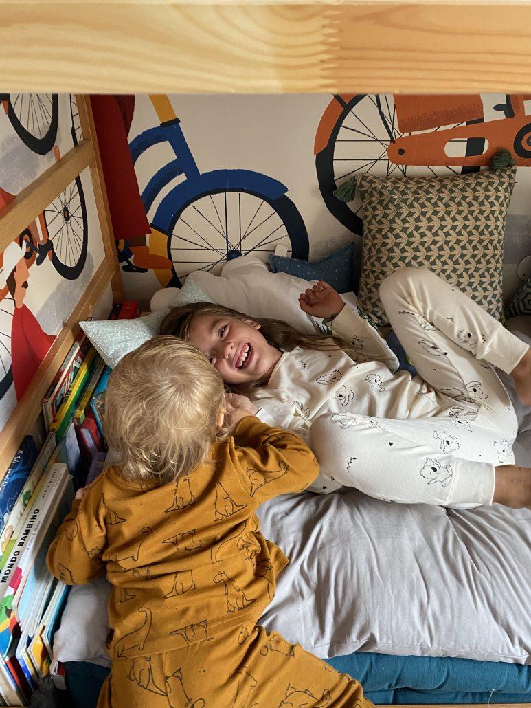 pigiami per bambini low cost cotone kiabi