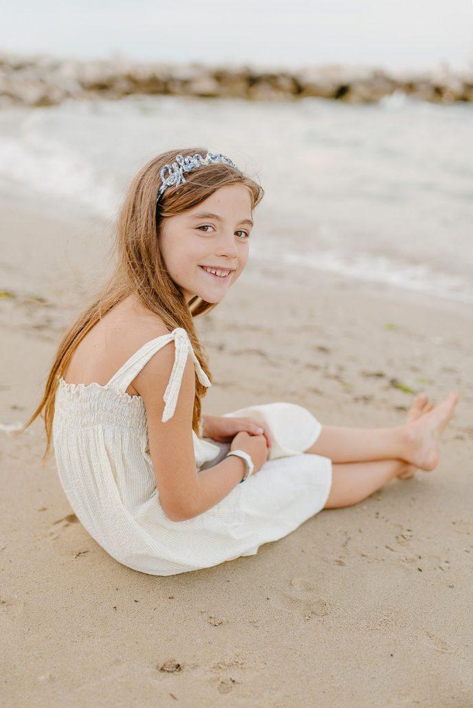servizio fotografico bambini in abruzzo abito da bambina malvi
